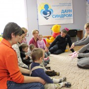 First Ukrainian Early Development Center for Children with Down Syndrome Celebrates its First Anniversary