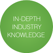 In-depth Industry Knowledge