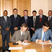 Infopulse and BIONIC Hill Innovation Park Sign a Partner Memorandum of Cooperation - Infopulse - 882127