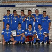 Infopulse Ukraine football team wins second place at IT Cup 2011
