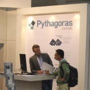 Pythagoras BVBA and Infopulse Development Team at InterGeo 2012 Trade Fair - Infopulse - 026643