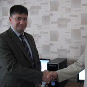 Sergei Paleiev and Yurii Statyvka