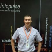 Timur Pogorelov at the IDC's 9th BI Roadshow