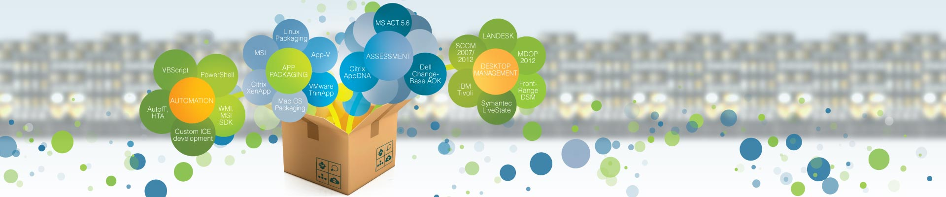 Application Packaging & Virtualization Services