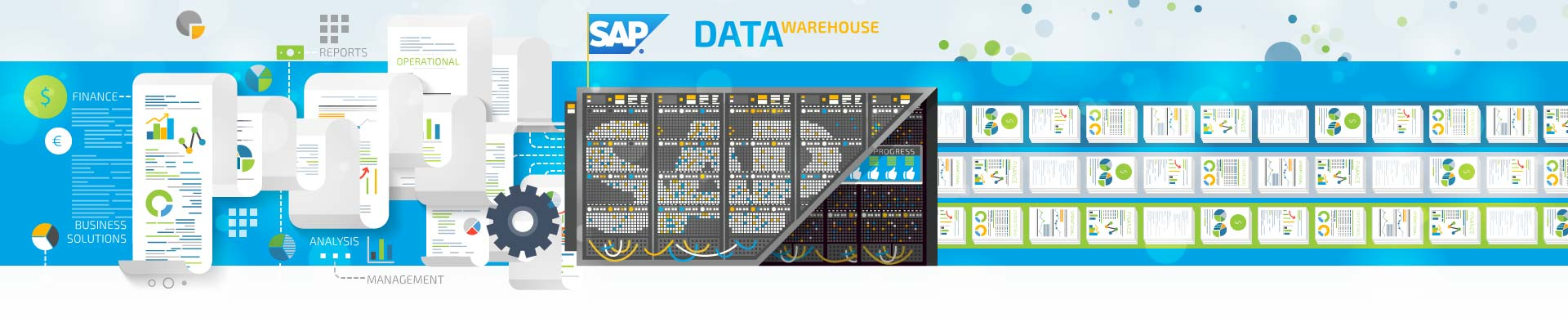 SAP-enabled Data Warehouse System