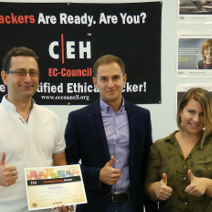 Infopulse Senior Security Manager Becomes First CEH Officially Certified in Ukraine - Infopulse - 168335
