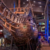 Vasa Warship square mall