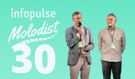 Infopulse Turned 30: Celebrating Anniversary in the Open-Air Film Festival