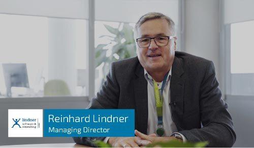 Entwicklung modernster Software für eine PIM- und Kreditapplikation für Lindner