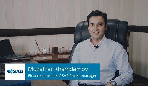 Implementierung der SAP S/4HANA-Lösung für SAG