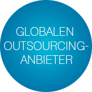 globalen-outsourcing-anbieter-slogan-bubble