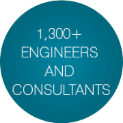 1300 engineers and consultants