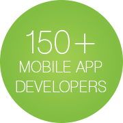 150+ mobile app developers - Infopulse
