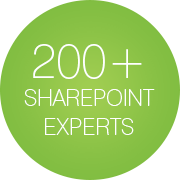 200+ MS SharePoint experts