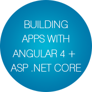 Building apps with Angular 4 + ASP.NET Core