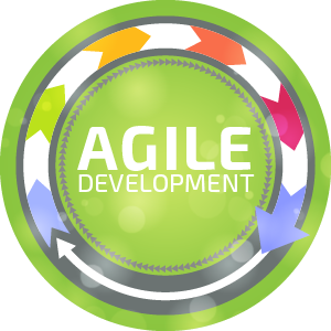 Agile-Softwareentwicklung in Aktion