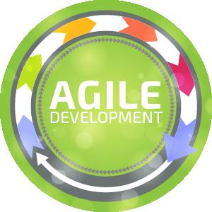 Agile-Softwareentwicklung in Aktion