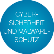 Cybersicherheit-und-Malware-Schutz-slogan-bubbles-small