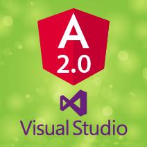 Angular 2 in Visual Studio 2015, Tutorial