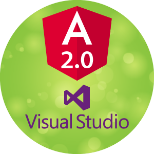 Verwendung von Angular 2 in Visual Studio 2015, Tutorium