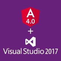 Visual Studio 2017 + Angular 4