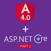 Creating Angular 4 / ASP.NET Core app in Docker + SQL Azure Database
