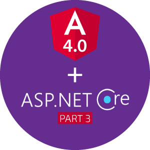 Tutorial: Creating ASP.NET Core + Angular 4 application with connection to MongoDB in Ubuntu