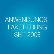 anwendungs-paketierung seit 2005 - Infopulse