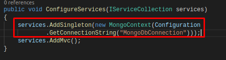 Tutorial: Creating ASP.NET Core + Angular 4 application with connection to MongoDB in Ubuntu - Infopulse - 280879