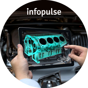 Augmented Reality Benefits for the Entire Automotive Value Chain - Infopulse