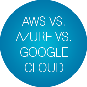 AWS vs. Azure vs. Google Cloud - Infopulse