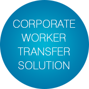 azure-corporate-transfer-solution-slogan-bubbles