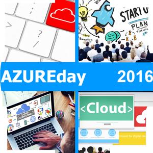 AzureDAY 2016 Microsoft Azure-Konferenz