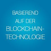 Basierend auf der Blockchain-Technologie