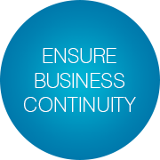 Ensure Business Continuity - Infopulse