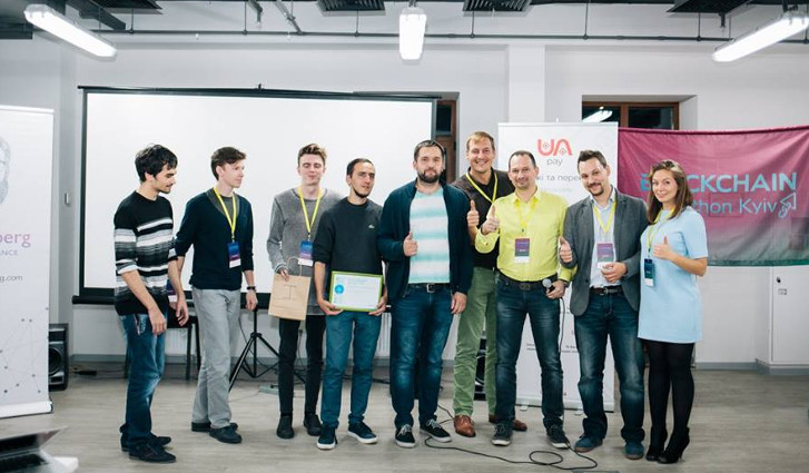 Innovative Projects from Blockchain Hackathon Kyiv 2016 - Infopulse - 086934