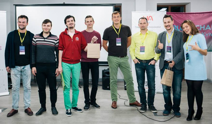 Blockchain Hackathon Kyiv 2016, 2nd place, Cryptocurrency Index and Cryptocurrency Trading Tool