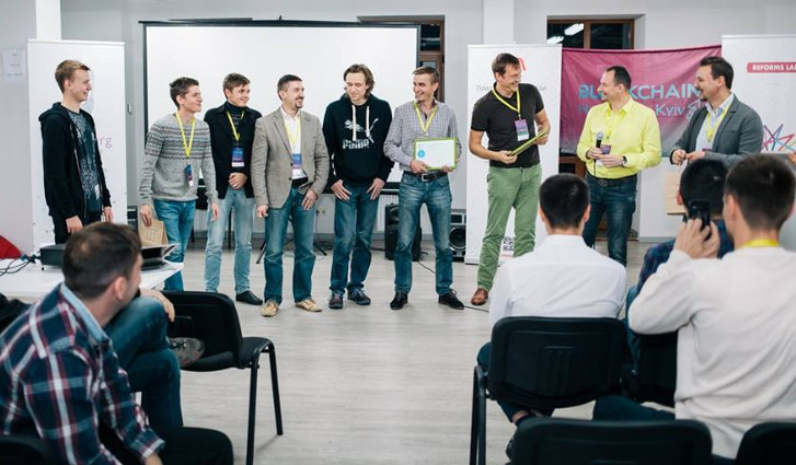 Innovative Projects from Blockchain Hackathon Kyiv 2016 - Infopulse - 015001