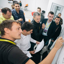 Innovative Projects from Blockchain Hackathon Kyiv 2016 - Infopulse - 604945