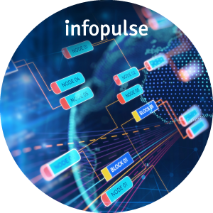 Blockchain in Non-Financial Industries (Healthcare, Government, Energy, Insurance, Manufacturing, Telecom) - Infopulse