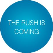 Blockchain technology rush is coming