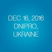 BlockchainUA conference in Dnipro, Ukraine