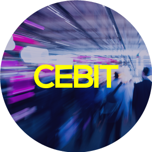 Infopulse at CeBIT 2018: Solution for GDPR Compliance Management