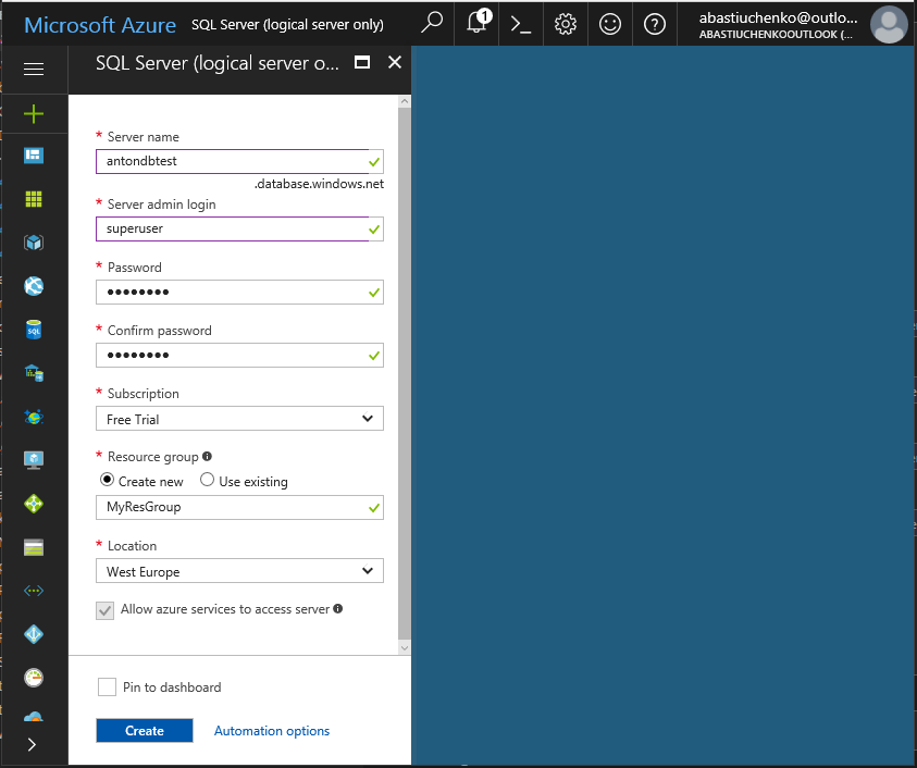 Tutorial: Creating ASP.NET Core + Angular 4 app in Docker container connected to SQL Azure Database - Infopulse - 162928