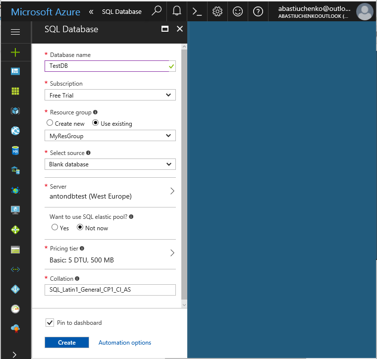 Tutorial: Creating ASP.NET Core + Angular 4 app in Docker container connected to SQL Azure Database - Infopulse - 491065