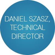 Daniel Szasz, Technical Director