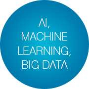 AI, Machine Learning, Big Data