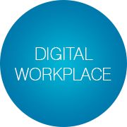 digital-workplace-and-business-transformation-slogan-bubbles