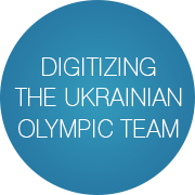 Digitizing the Ukrainian Olympic Team