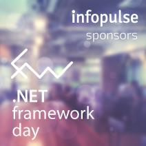 Infopulse Supports .NET Framework Day 2016